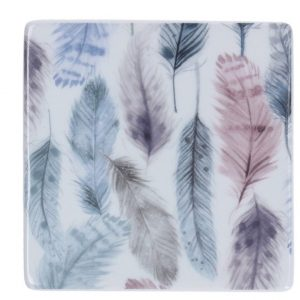 Feathers Coaster
