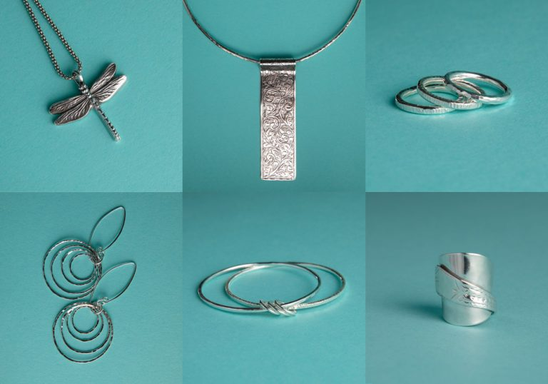 Visit Our Online Shop for Handmade Corzo & Wood Silver Jewellery