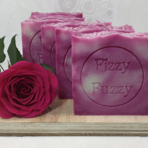 Relaxing Rose Soap