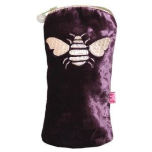 Bumble Bee Glasses Case - Fig