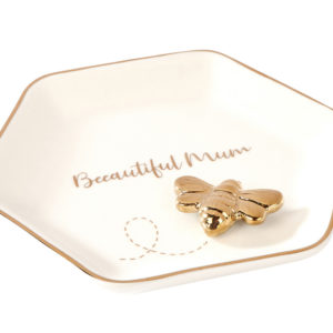 Bee-autiful Mum Trinket Dish