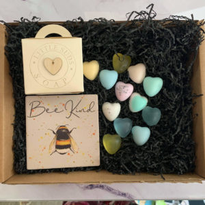 Bee Kind Gift Box from Corzo and Wood