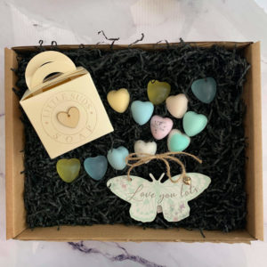 Love You Lots Gift Box by Corzo and Wood