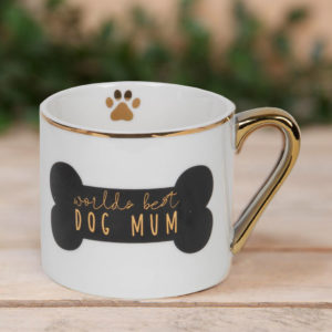 Dog Mum Mug - Sold by Corzo and Wood