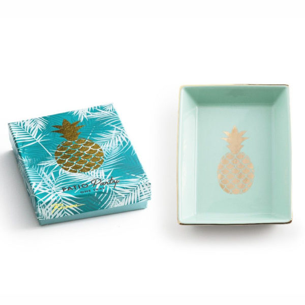 Pineapple Ceramic Dish - Sold by Corzo and Wood